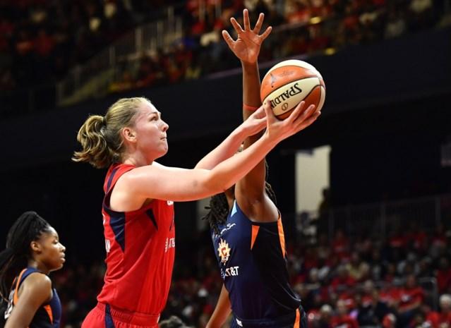 Belgian Cats op weg naar de geschiedenis in de WNBA: verdient Emma Meesseman de titel van Sportvrouw van het Jaar?