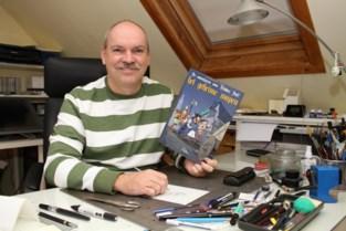 Striptekenaar heeft tweede deel klaar van reeks 'Avonturen van Ridder Dolf'