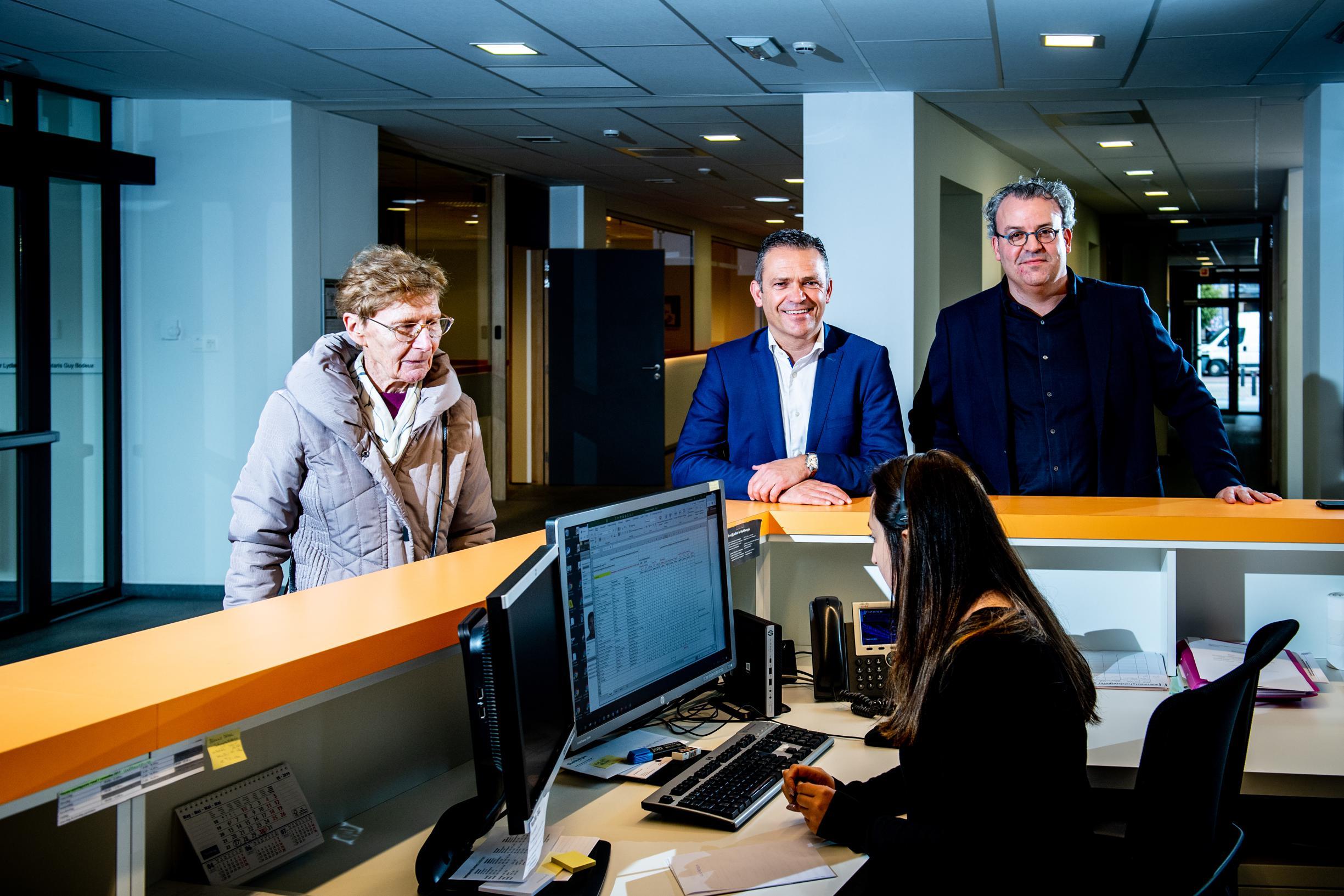 Oudsbergen gaat zich herorganiseren: meer dienstverlening voor burger, meer glijuren voor personeel