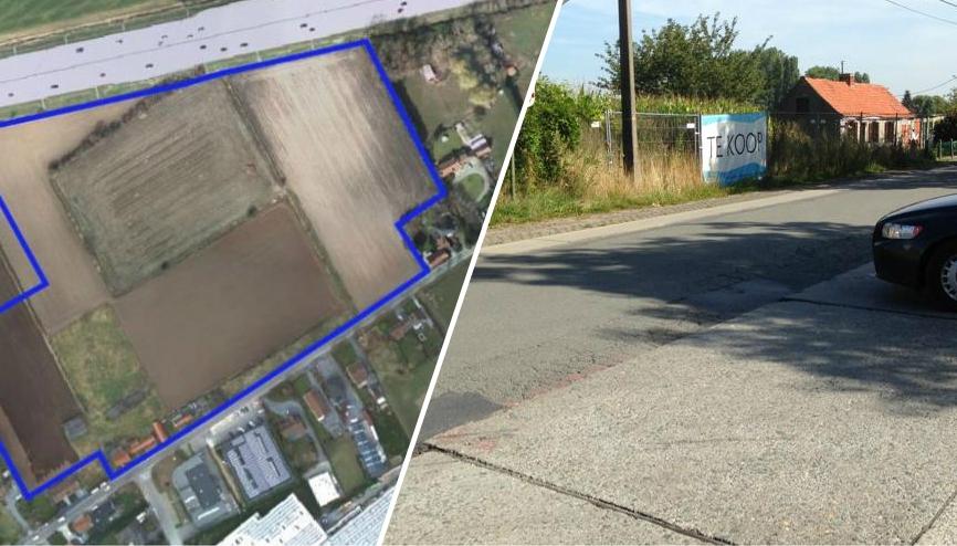Betwist stuk Gentse grond in De Pinte verkocht voor meer dan dubbele