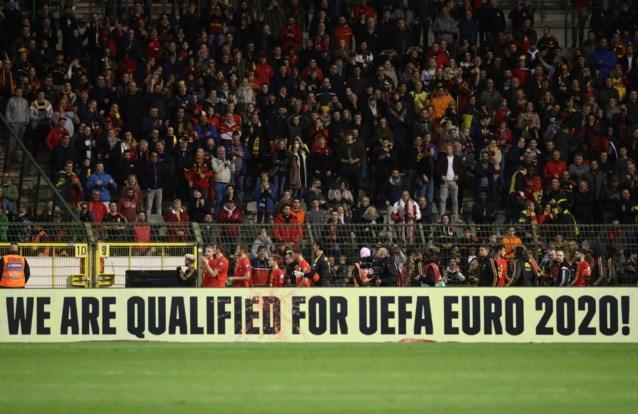 Rode Duivels mogen voor de zesde keer naar een EK: beste resultaat behaalden ze alweer 39 jaar geleden