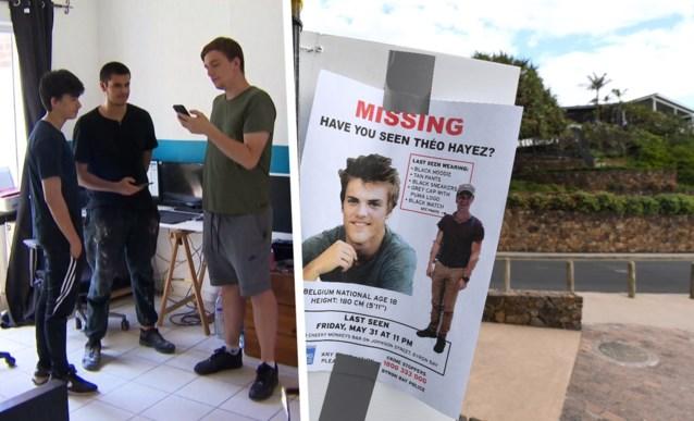 Meer dan 300 hackers gaan op zoek naar Théo Hayez