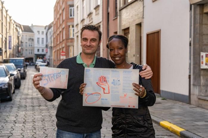 """Stefaan (45) en Natacha (37) stellen eerste 'daklozenkrant' voor, mét kooktips: """"Dakloos zijn is ook hongerlijden"""""""