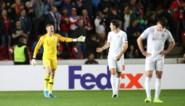 Engeland met de billen bloot: Three Lions gaan pijnlijk onderuit op het veld van Tsjechië