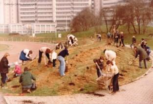 Van drukkingsgroep tot boomplanters: oud-studentenbond viert halve eeuw