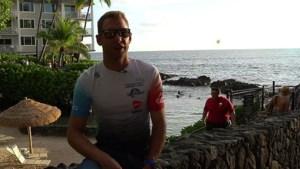 """Bart Aernouts in speciaal ontworpen outfit klaar voor WK Ironman Hawaï: """"Alles of niets? Dat zal niet nodig zijn"""""""