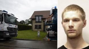 Politie doorzoekt leegstaande woning in de hoop spoor te vinden van sinds 2017 vermiste Brian Borms