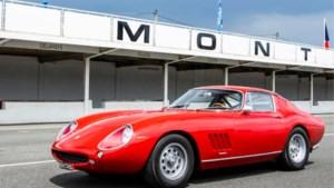 Zelfs in Knokke waren ze verbaasd: 2.875.000 euro voor zeldzame Ferrari