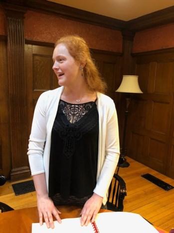 Blinde Studente Doctoreert Over Nobelprijswinnaar Duitstal