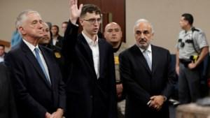 Schutter El Paso pleit onschuldig