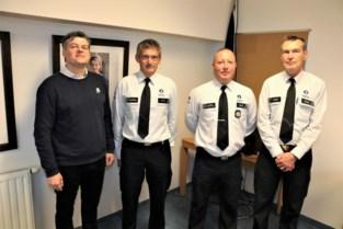Nieuwe inspecteurs bij dienst interventie en verkeer