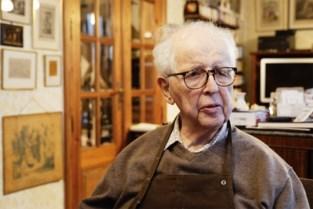 """Legendarisch patissier Jacques Bloch (91) over gruwel in familie: """"Die Duitsers zijn de slechtsten niet, dacht mijn oma"""""""