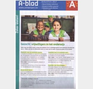Antwerps A-blad verdwijnt