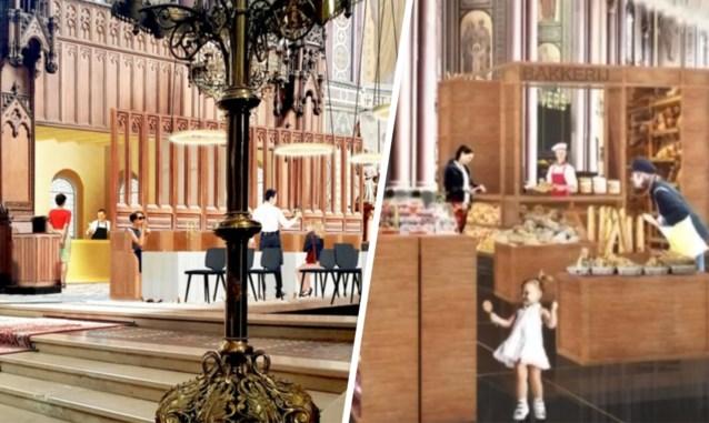 """Wordt Sint-Annakerk nu verkocht of niet? """"Onze voorkeur is duidelijk"""""""