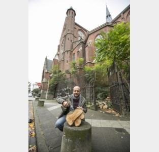 Champignons kweken in kelder Sint-Amadeuskerk