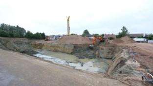 Werken voor bouw Somergempark volop aan de gang, ondanks protest