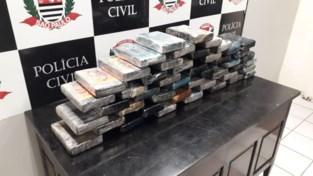 51 kilo cocaïne voor Antwerpen onderschept
