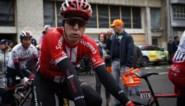 Calvarietocht voor Belgen in Lombardije: emotionele Jan Bakelants valt op dezelfde plek waar hij zware blessure opliep