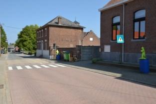 Werken aan straten en schoolomgeving Kapellen