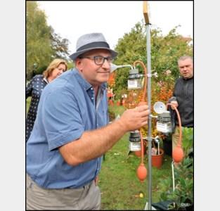 Flanders Garden Festival: Test al je zintuigen op de stand van de Vlaamse Laurier