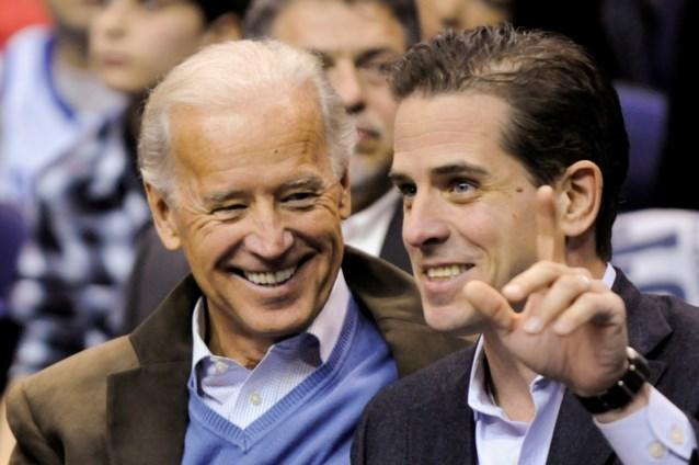 Zoon Joe Biden neemt ontslag uit raad van bestuur Chinees bedrijf