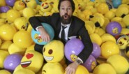 De man die slapend, maar vooral ook lachend rijk wordt: Marco verdient honderden miljoenen door van 'emoji' een merknaam te maken