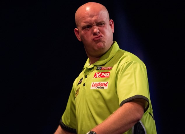 Michael van Gerwen verlengt titel op World Grand Prix
