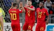 Rode Duivels blijven foutloos op weg naar het EK: flits van Eden Hazard en Thomas Meunier is hoogtepunt in Kazachstan