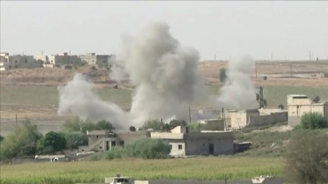 Turkse invasie in Syrië kan 400.000 burgers op de vlucht jagen