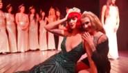 Zoe Bizoe scoort hattrick op internationale burlesquefestivals