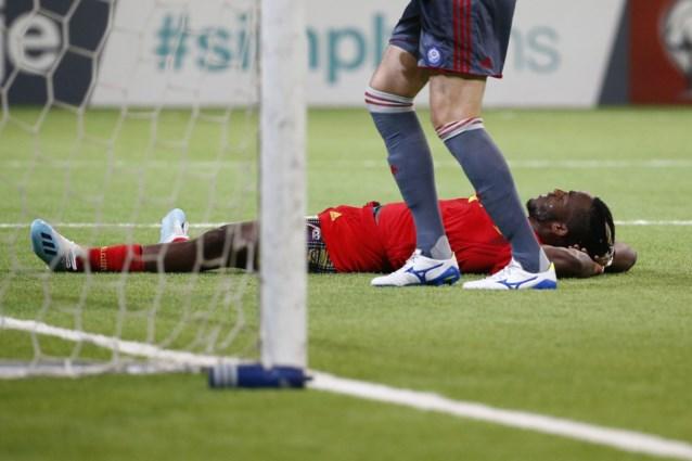 Michy Batshuayi laat zich bij Rode Duivels enkel opmerken met een goal en... zijn onderbroek