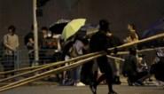 Meerdere acties van betogers in Hongkong, tientallen arrestaties