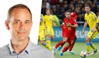 """Chef voetbal Ludo Vandewalle ziet Rode Duivels fluitend winnen: """"Een gewone werkdag"""""""