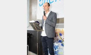 Peter De Bock herverkozen als voorzitter Open VLD Moerbeke