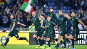 Italië als tweede land geplaatst voor EK, Spanje viert nieuwe recordinternational maar laat in extremis punten liggen