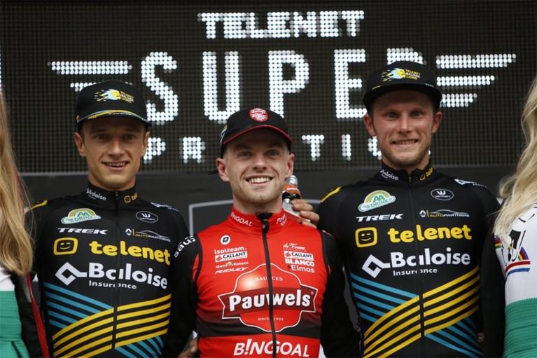 """Toon Aerts was """"even kwaad"""" op weg naar negende plaats in Gieten: """"Ik reed toch mijn beste cross van het seizoen"""""""