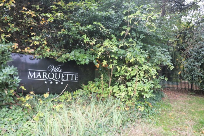 Inbraak leegstaande Villa Marquette voorkomen