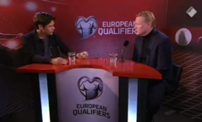 Openlijke kritiek op spelers: Nederlandse bondscoach Koeman houdt zich niet in voor de camera's