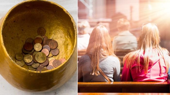 """Pastoors zien hun collecteschaal alsmaar rosser kleuren: """"Mensen gaan er vanuit dat de staat alles betaalt voor de kerk"""""""