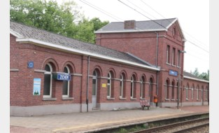 Uitbater stationsbuffet Diest koopt stationsgebouw Zichem