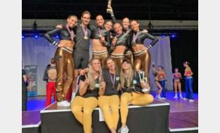 RheAxion-atleten zijn in de zevende hemel na dubbel WK-goud