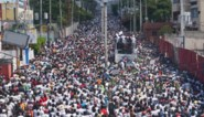 Duizenden Haïtianen sluiten zich aan bij antiregeringsprotest van populaire kunstenaars