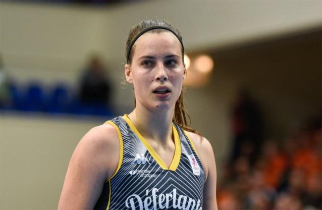 Antonia Delaere schittert in Franse competitie, ook Belgisch Speelster van het Jaar Laure Resimont doet het uitstekend