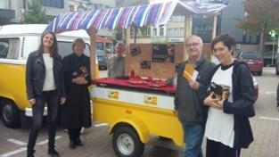 Wetterse toneelvereniging speelt voor het eerst in Gent