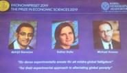 """Nobelprijs voor Economie voor trio met """"experimentele benadering om wereldwijde armoede te verlichten"""""""