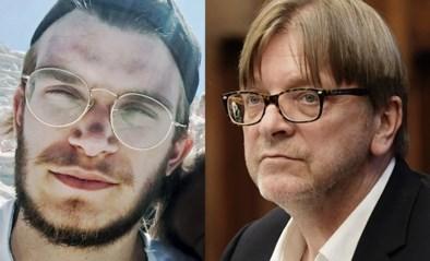 """Plotse komst van zoon Guy Verhofstadt verdeelt Open VLD: """"Een fiere liberaal"""""""