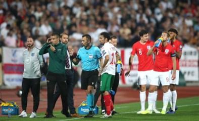 Bulgarije-Engeland ondanks eerdere waarschuwingen twee keer stilgelegd voor racisme