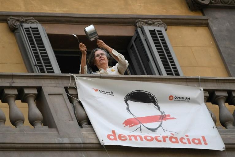 """Negen Catalaanse separatisten veroordeeld tot celstraffen van 9 tot 13 jaar: """"In totaal meer dan 100 jaar gevangenis, dit is barbaars"""""""
