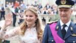 Jarige Elisabeth door de lens van hoffotograaf koning Filip: kroonprinses krijgt postzegel voor achttiende verjaardag