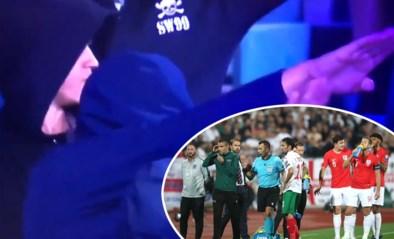 Bulgarije-Engeland ondanks eerdere waarschuwingen twee keer stilgelegd: racisme en nazigroet van fans